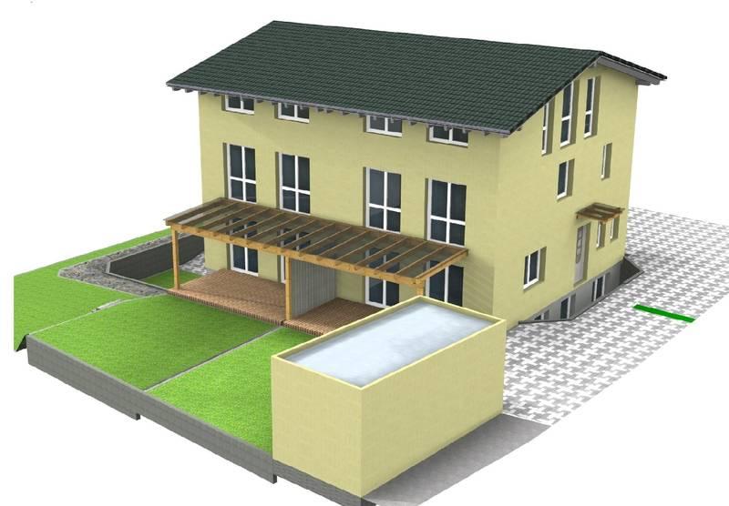 doppelhaus. Black Bedroom Furniture Sets. Home Design Ideas